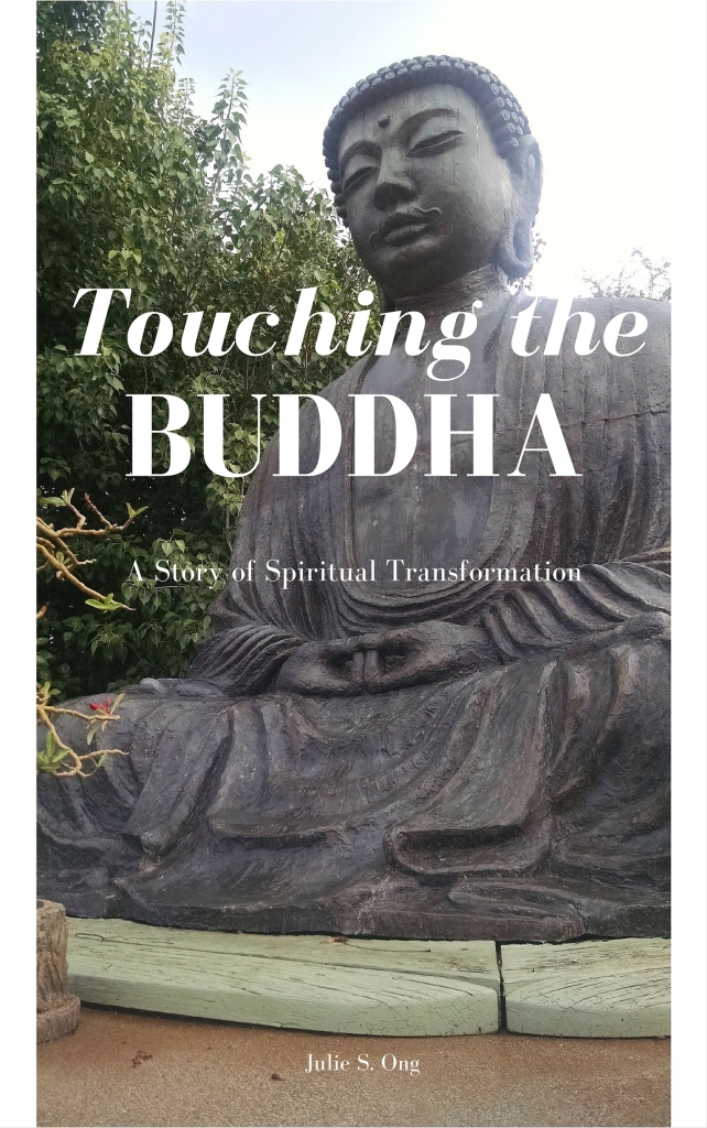 Touching the Buddha Cover